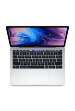 13-inch MacBook Pro with Touch Bar: 2.4GHz quad-core 8th-generation Intel Core i5 processor, 256GB - Silver