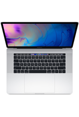 15-inch MacBook Pro with Touch Bar: 2.3GHz 8-core 9th-generation Intel Core i9 processor, 512GB - Silver