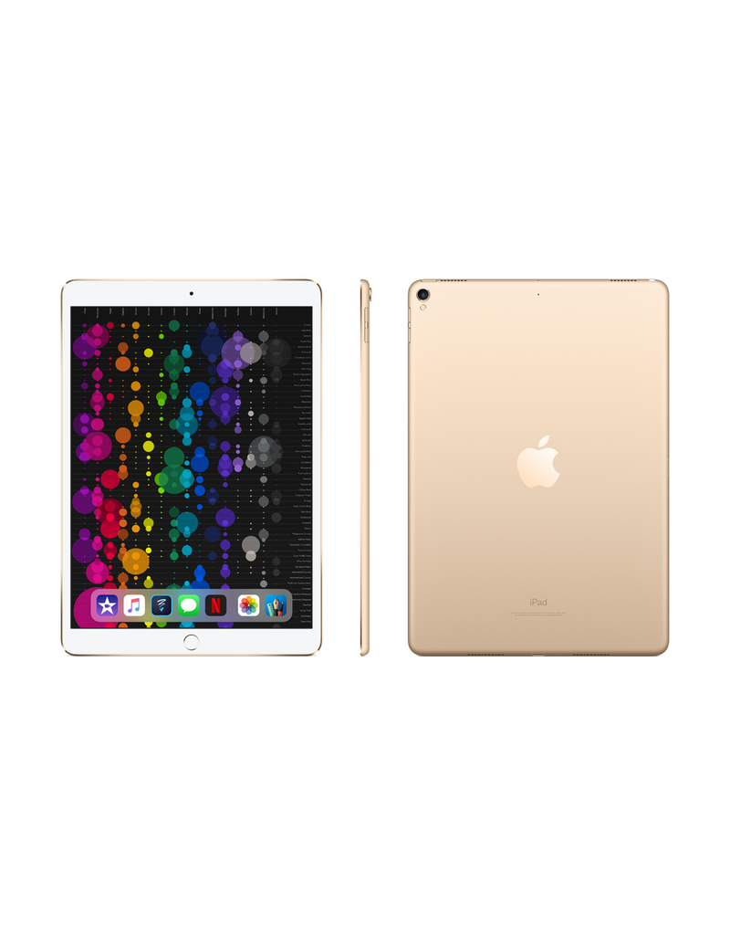 ($200 OFF) 10.5-inch iPad Pro Wi-Fi 64GB - Gold (2nd Gen)