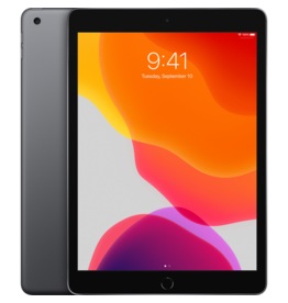 10.2-inch iPad Wi-Fi 128GB - Space Gray