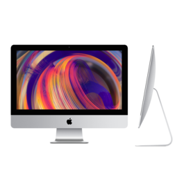 (Standard) 21.5-inch iMac with Retina 4K display: 3.0GHz 6-core 8th-generation Intel Core i5 processor, 8GB RAM, 1TB