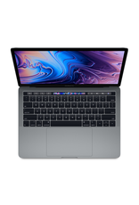 (Premium) 13-inch MacBook Pro with Touch Bar: 1.4GHz quad-core 8th-generation Intel Core i5 processor, 256GB - Space Gray