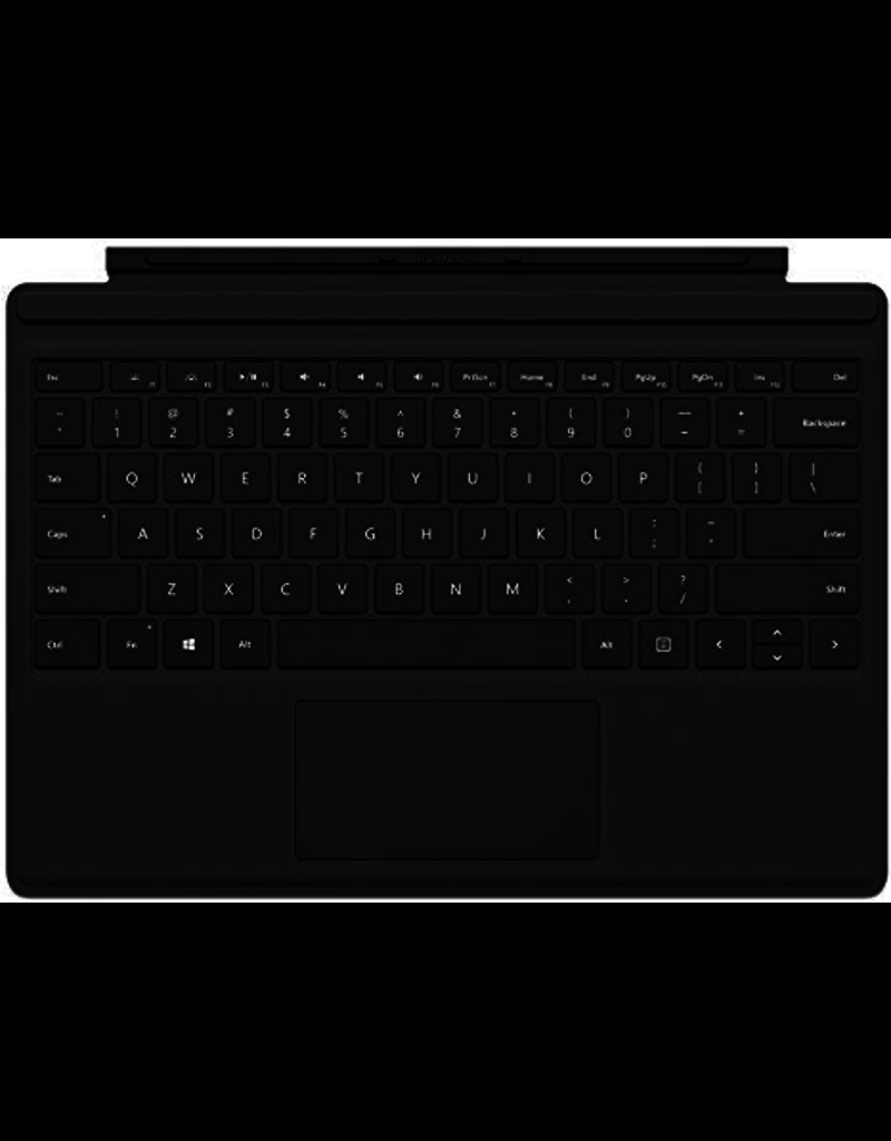 Microsoft (Institutional) Surface Pro Type Cover - Black