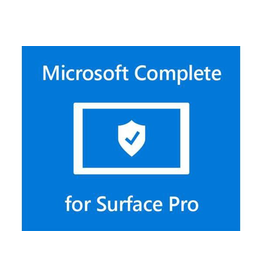 Microsoft Surface Pro - Microsoft Complete for Enterprise (with ADP) extended service agreement