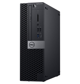 Dell (Standard) Dell OptiPlex 5070 SFF i5-9500/8GB DDR4 2666MHz/512GB SSD + 5 Year Warranty
