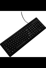 HP 100 Wired Keyboard - English