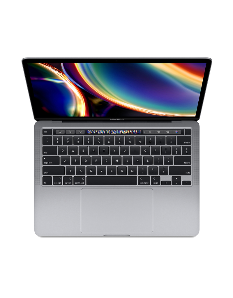 13-inch MacBook Pro with Touch Bar: 2.0GHz quad-core 10th-generation Intel Core i5 processor, 512GB - Space Gray