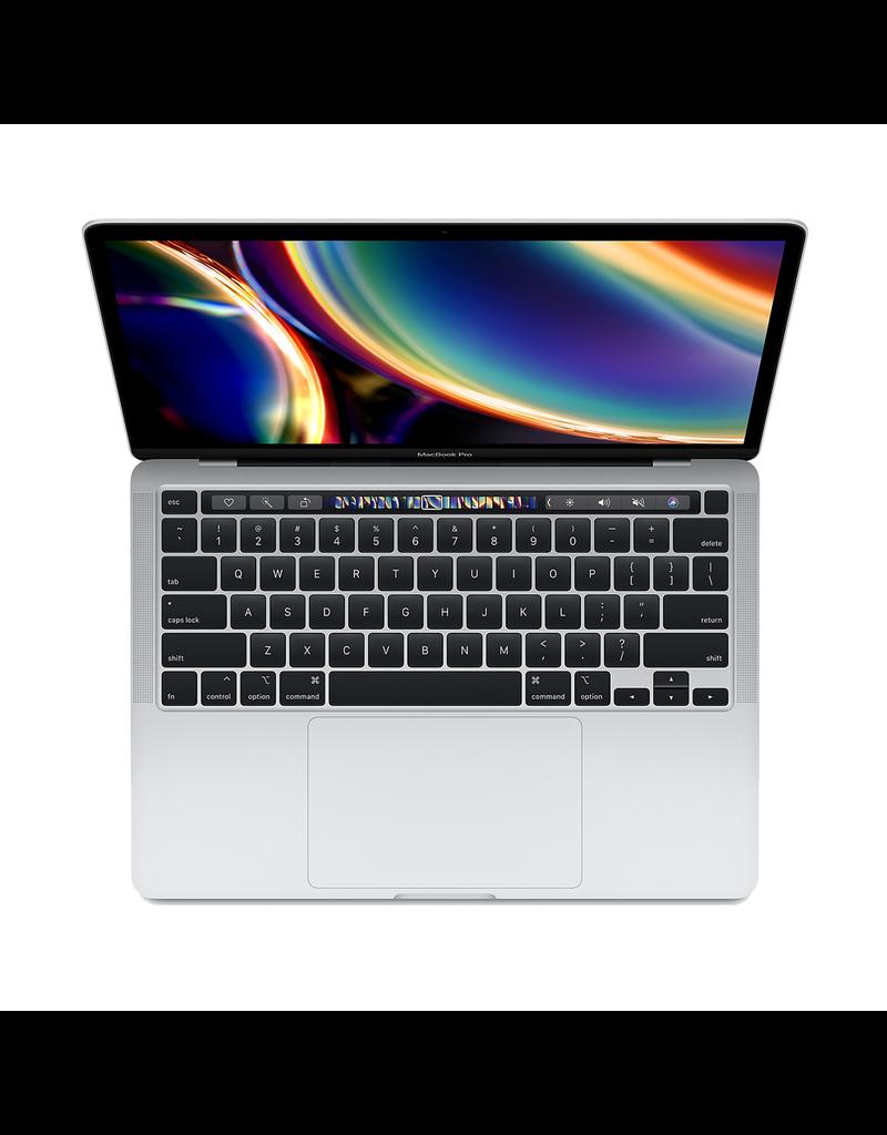 13-inch MacBook Pro with Touch Bar: 1.4GHz quad-core 8th-generation Intel Core i5 processor, 512GB - Silver