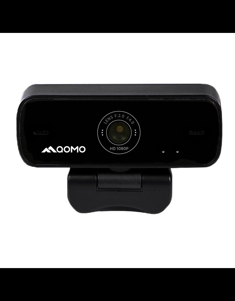 QOMO 1080p 30fps Webcam