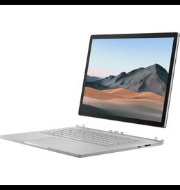 """(Elite) Microsoft Surface Book 3: 15"""" i7/32GB/512GB GPU - Platinum + 4 Yr Warranty"""