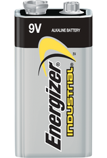 Energizer Industrial 9V-Battery 12 Pack
