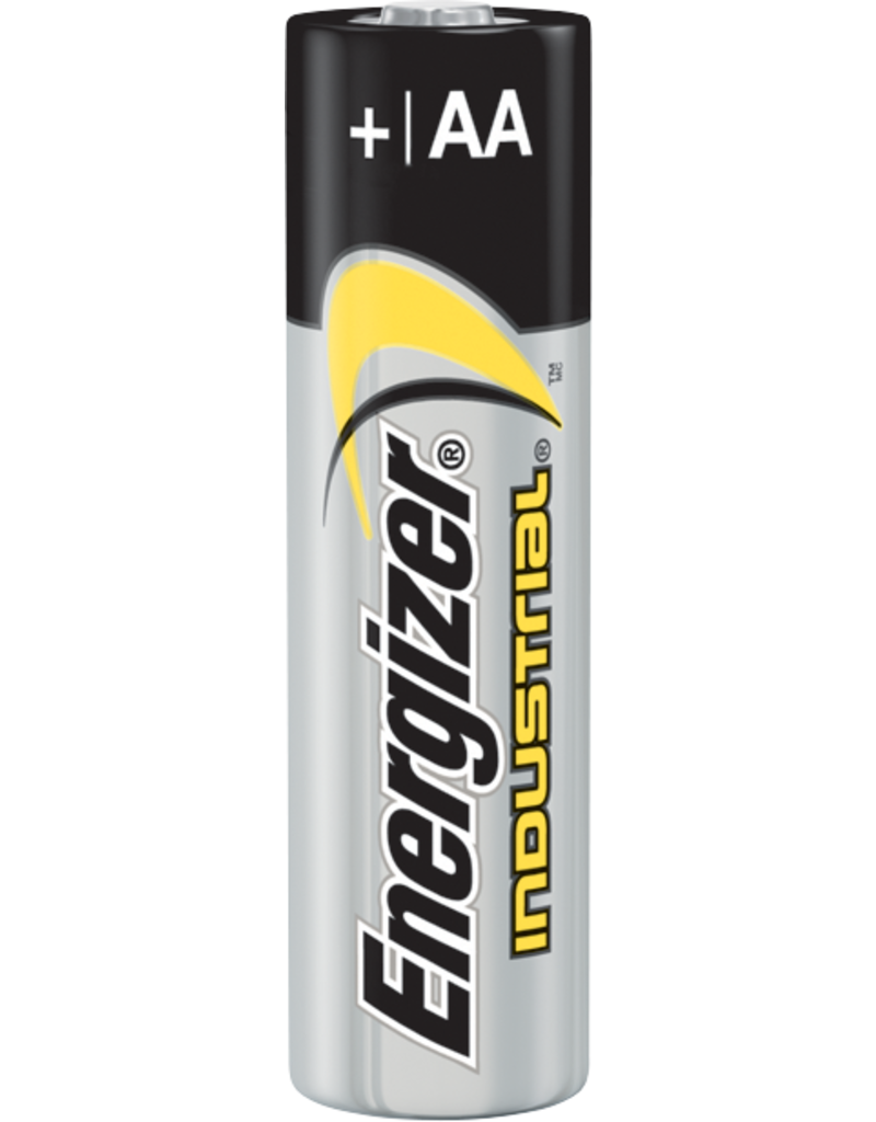 Energizer Industrial AA-Battery 24 Pack