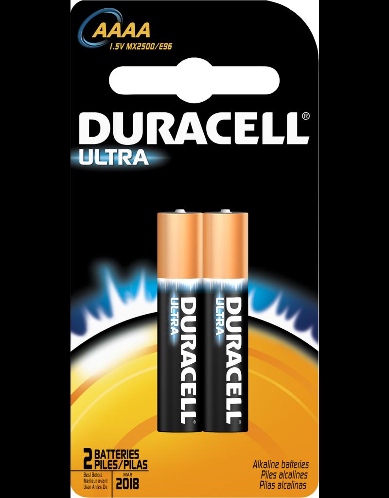 Duracell AAAA-Battery 2 Pack
