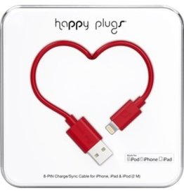 Happy Plugs Lightning to USB Cable -
