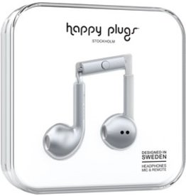 Happy Plugs Earbud Plus - Space Grey
