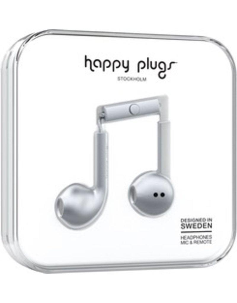 Happy Plugs Earbud Plus - Space Grey