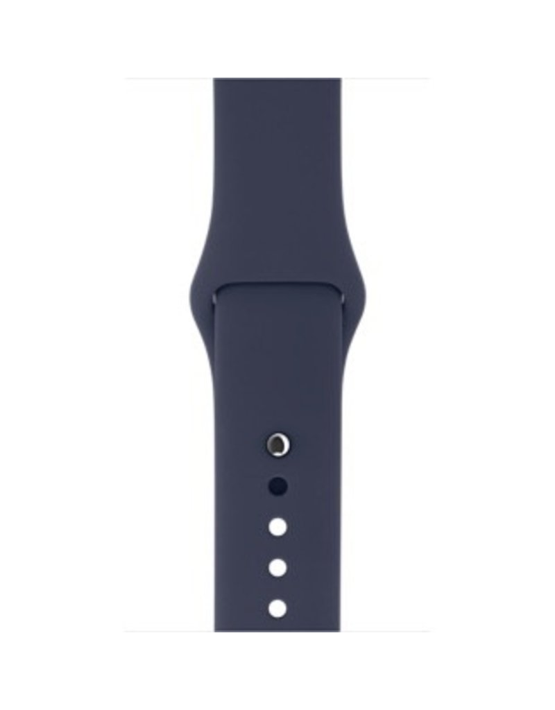 42mm Midnight Blue Sport Band - S/M & M/L