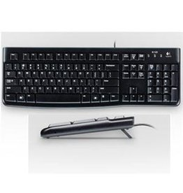 Logitech Slim Corded Keyboard