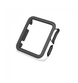 Speck Products CandyShell Fit for 38mm Apple Watch - White/Black