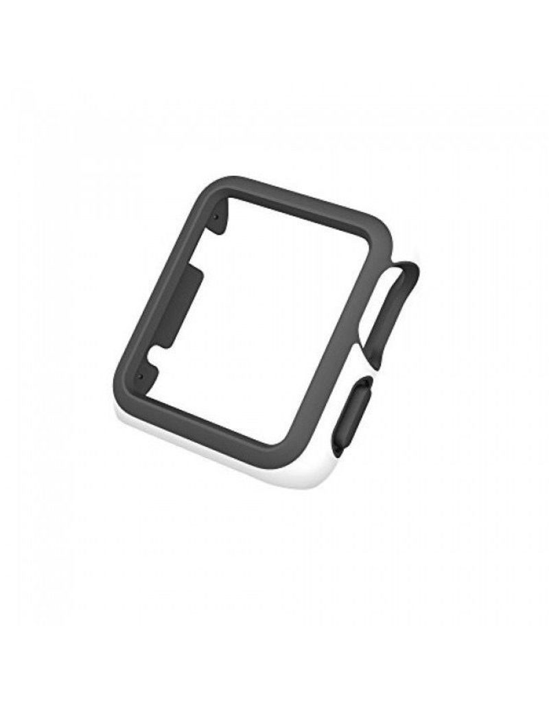 watch 581fb d7c6a Speck Products CandyShell Fit for 38mm Apple Watch - White/Black