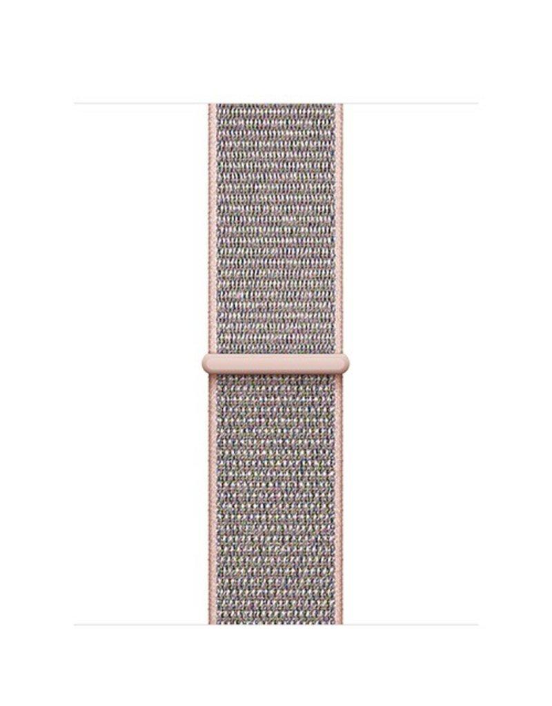 38mm Pink Sand Sport Loop