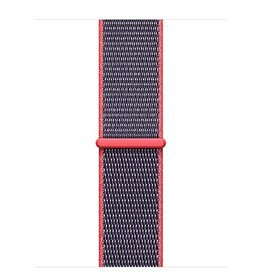 38mm Electric Pink Sport Loop