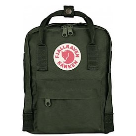 Fjallraven Kanken Mini Backpack - Forest Green