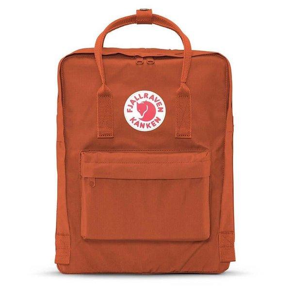 Fjallraven Kanken Classic Backpack - Brick
