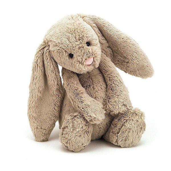 Jellycat Jellycat Bashful Beige Bunny - Medium - 12 inches