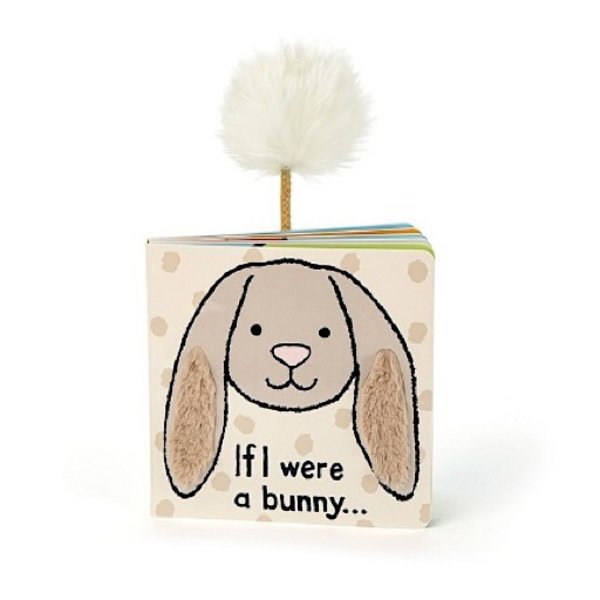 Jellycat Jellycat If I Were A Bunny Board Book