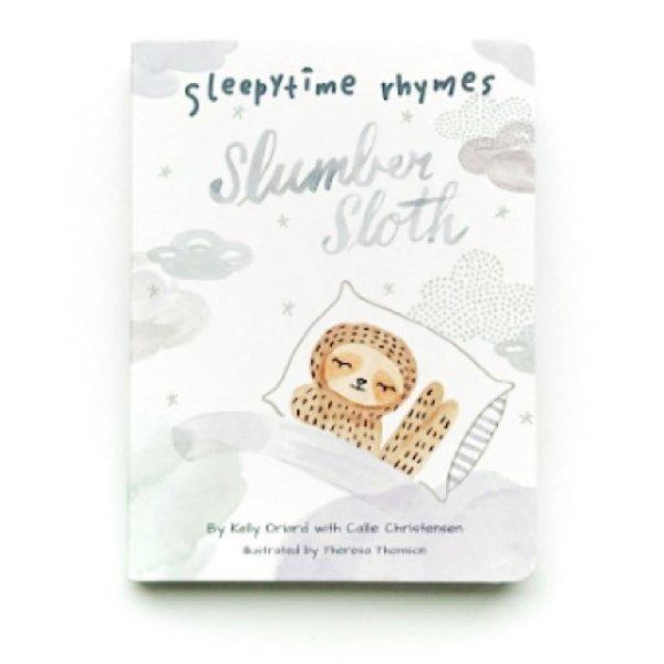 Slumberkins Slumberkins Sleepytime Rhyme Books - Slumber Sloth