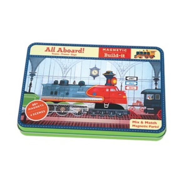 Magnetic Figures - All Aboard! Train