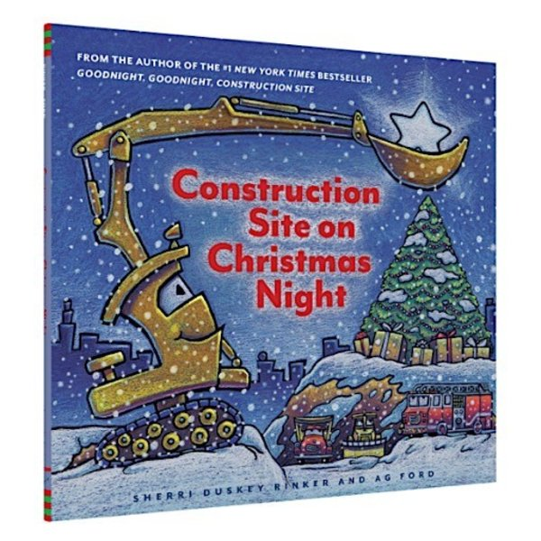construction site on christmas night - On This Night On This Very Christmas Night