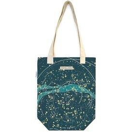 Cavallini Celestial Tote Bag