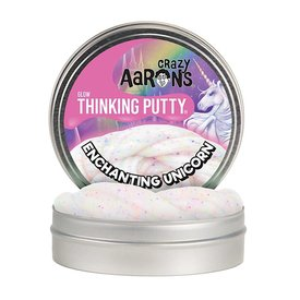 "Crazy Aaron's Thinking Putty - 4"" - Enchanting Unicorn"
