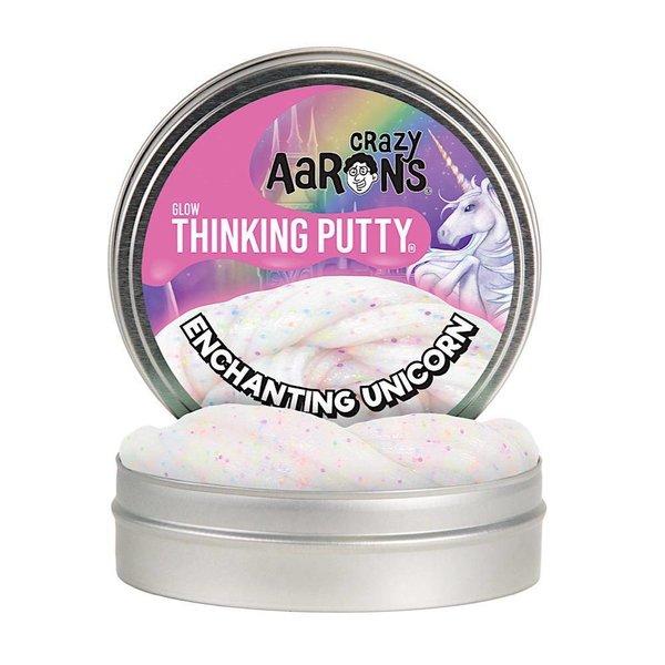"Crazy Aaron's Thinking Putty - 4"" - Enchanting Unicorn"