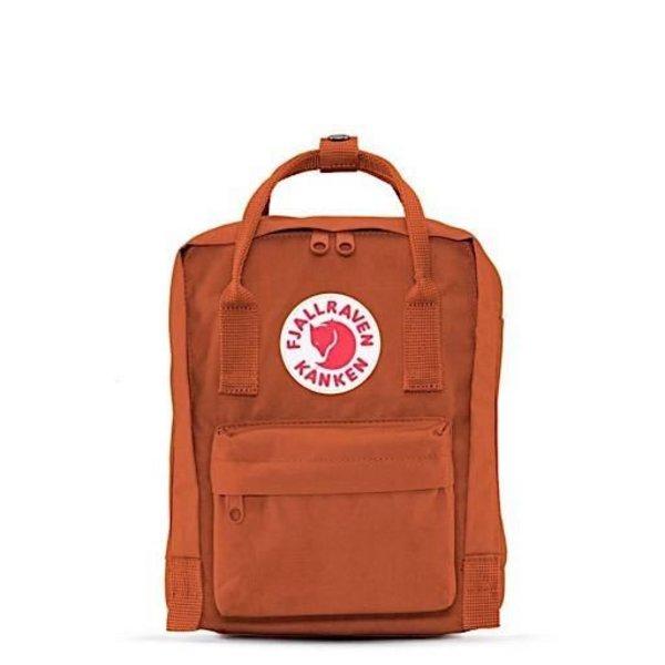 Fjallraven Kanken Mini Backpack - Brick