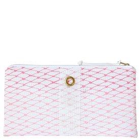 Alaina Marie Custom Bait Bag Clutch - Ombre Pink