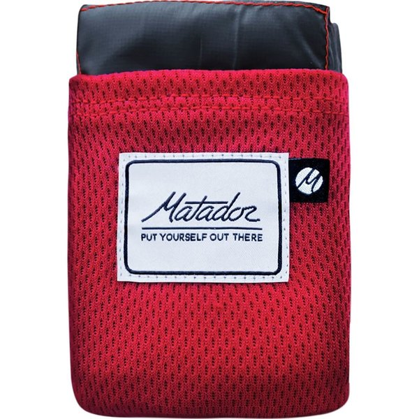 Matador Matador Pocket Blanket - Red
