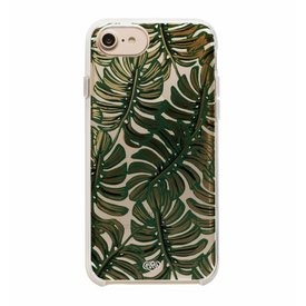 Rifle Paper Co. iPhone 6, 7 & 8 Case - Clear Monstera