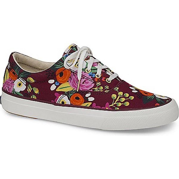 KEDS Adult + Rifle Paper Co. Anchor / Vintage Blossom - SALE! 30% OFF