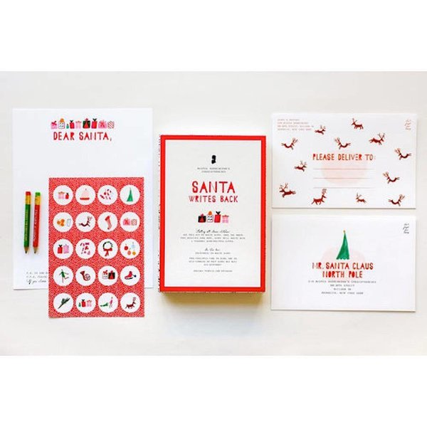 Mr. Boddington's Studio Mr. Boddington's Studio Letter to Santa Kit