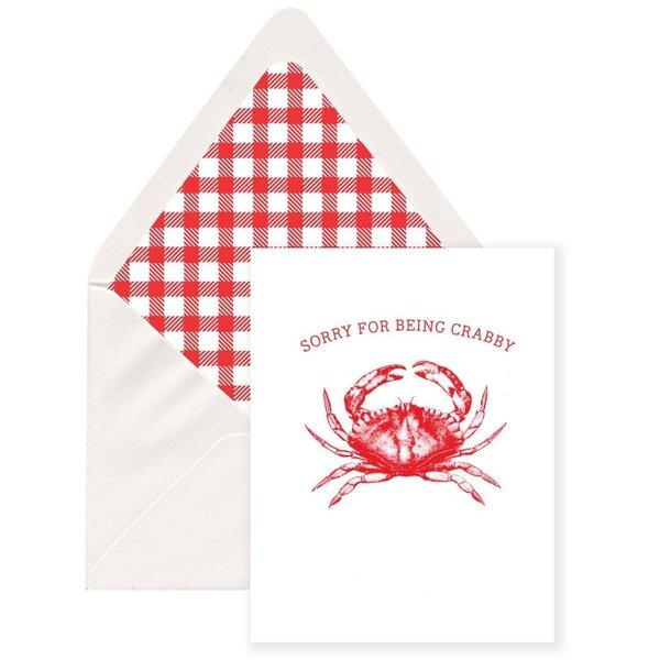 Grove Street Press Grove Street Press Crabby Card