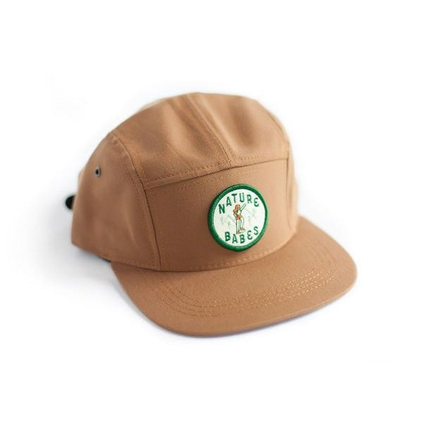 Ello There - Brown with Nature Babes Cap