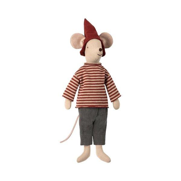 Maileg Mouse - Christmas Boy Medium
