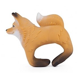 Oli & Carol Oli & Carol Rob the Fox Teether