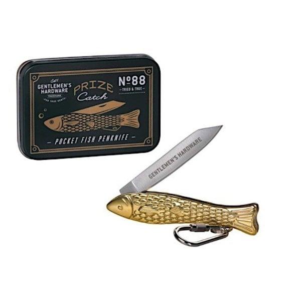Gentlemen's Hardware Fish Pen Knife