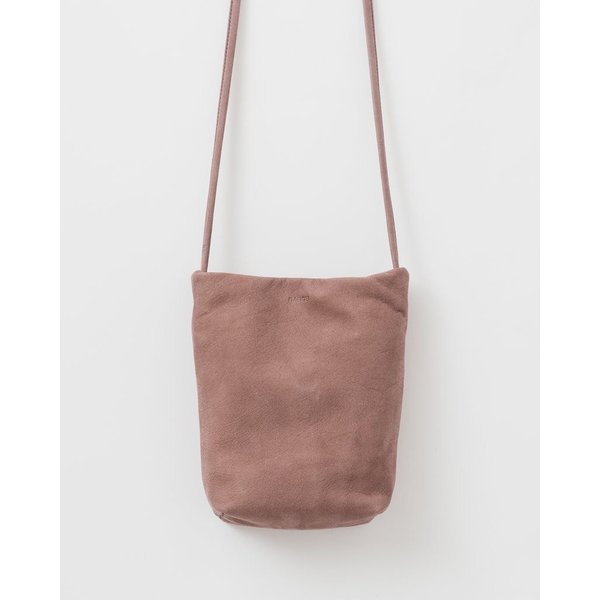 Baggu Leather Cross Body Purse - Taro Nubuck