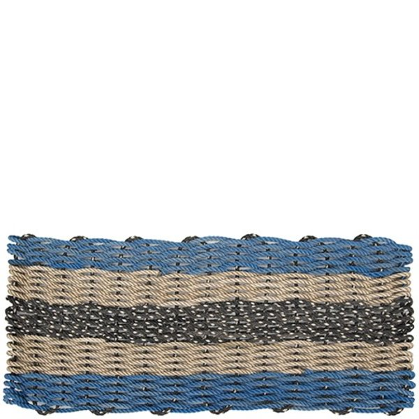 Cape Porpoise Trading Co. Recycled Rope Mat - Dock Square - Large