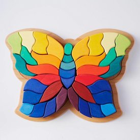 Grimms Butterfly Puzzle - 37 Pieces